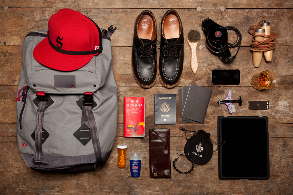 Image of Essentials: Josh Cherin of New Era