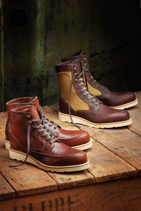 Image of Filson x Wolverine 2012 Fall Collection