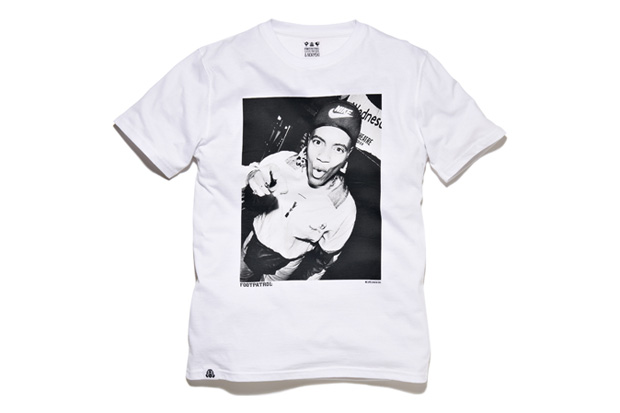 Image of Normski x Classic Material x Foot Patrol Hip-Hop T-Shirt Collection