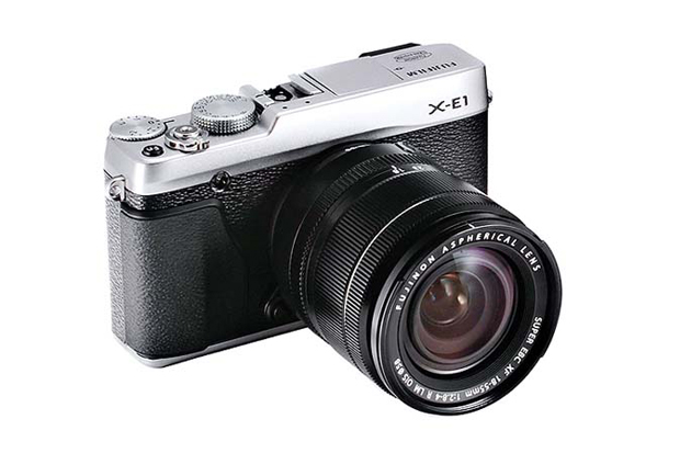 Image of Fujifilm X-E1 Mirrorless Camera