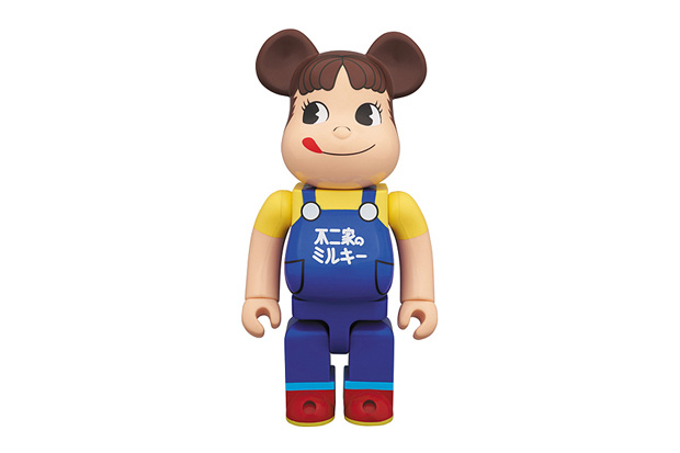 Image of Fujiya Co. x Medicom Toy 400% Peko-Chan Bearbrick