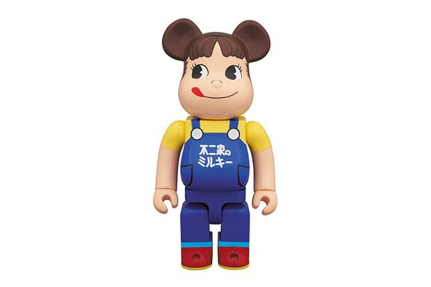 Image of Fujiya Co. x Medicom Toy 400% Peko-Chan Bearbrick