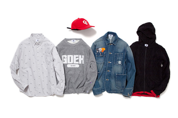 Image of GOODENOUGH 2012 Fall/Winter August Releases