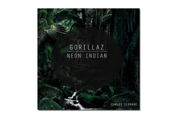 Image of Gorillaz vs. Neon Indian - Fallwood (Carlos Serrano Mix)