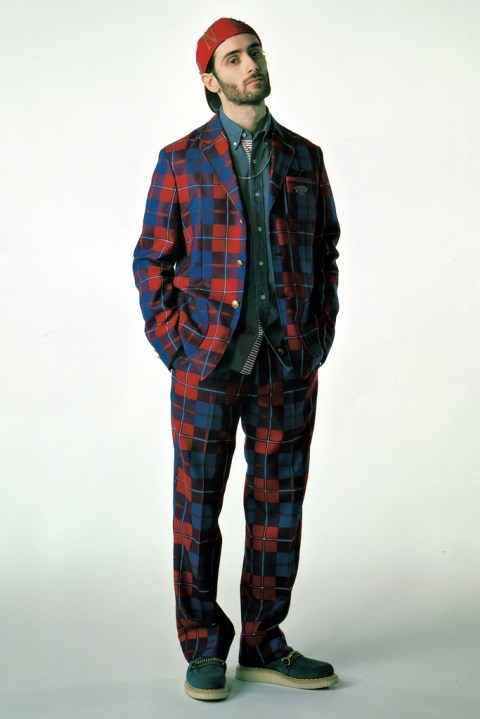 Image of GRIND: A Bathing Ape 2012 Fall/Winter Collection Editorial