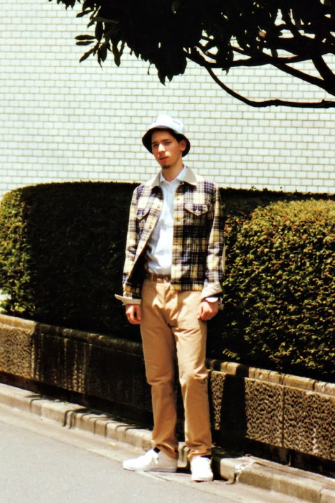 Image of GRIND: COMME des GARCONS JUNYA WATANABE MAN 2012 Fall/Winter Editorial
