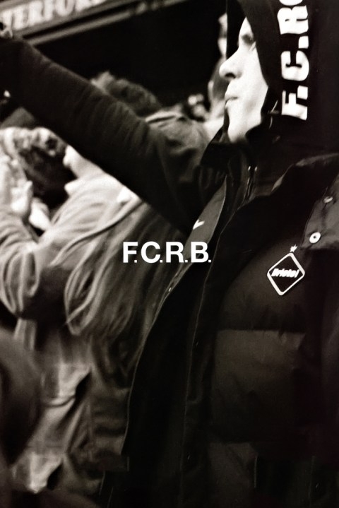 Image of GRIND: F.C.R.B. 2012 Fall/Winter Collection Editorial