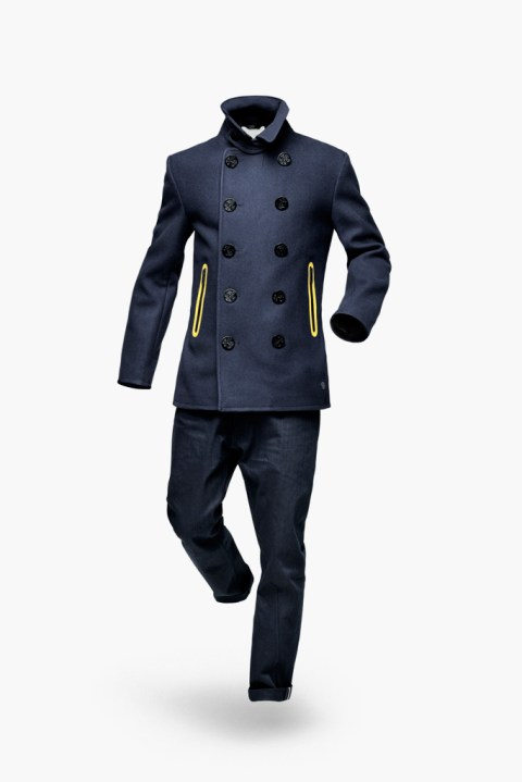 Image of G-Star RAW by Marc Newson 2012 Fall/Winter Collection