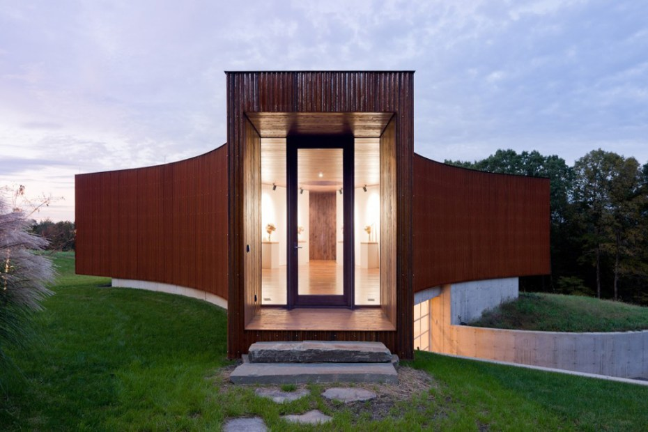 "Image of ""Guesthouse"" in New York Designed by Ai Weiwei & HHF Architects"