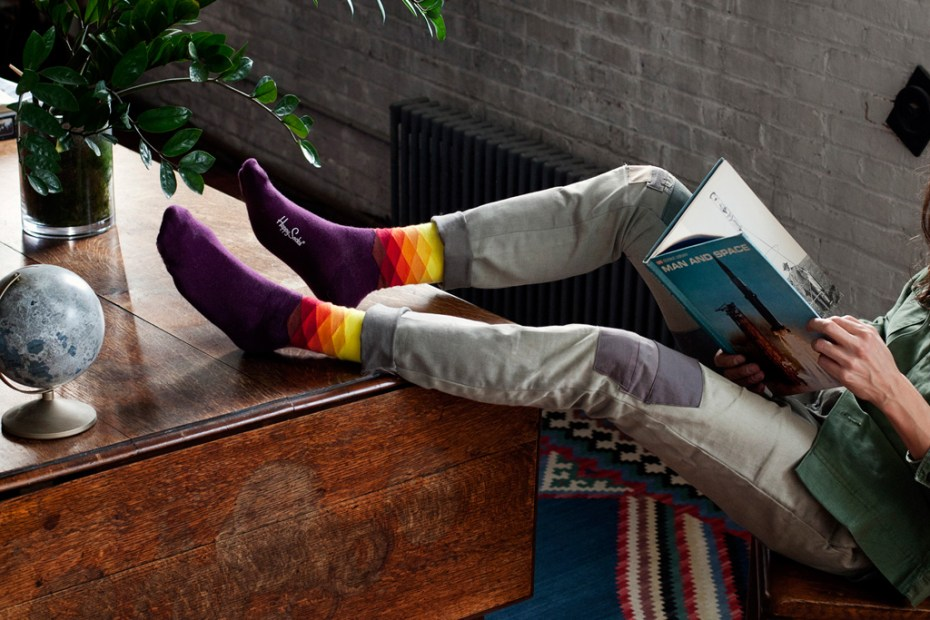 Image of Happy Socks Chapter #5 2012 Fall/Winter Collection