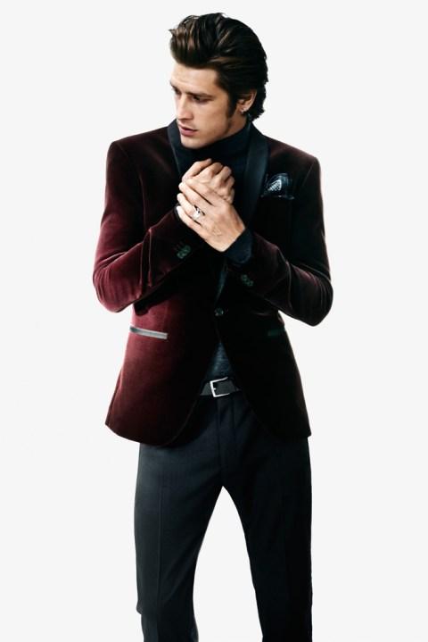 Image of H&M 2012 Winter Lookbook