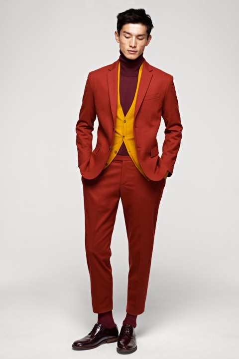 Image of H&M 2012 Winter Lookbook