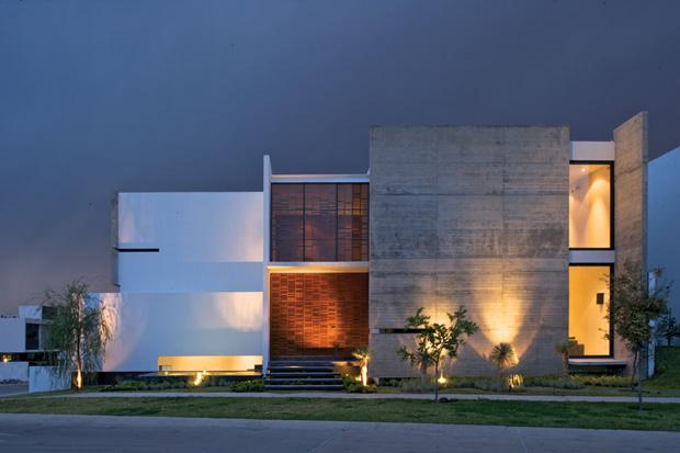 Image of House X by Agraz Arquitectos