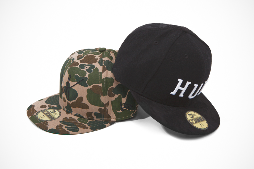 Image of HUF 2012 Fall/Winter Collection Delivery 1