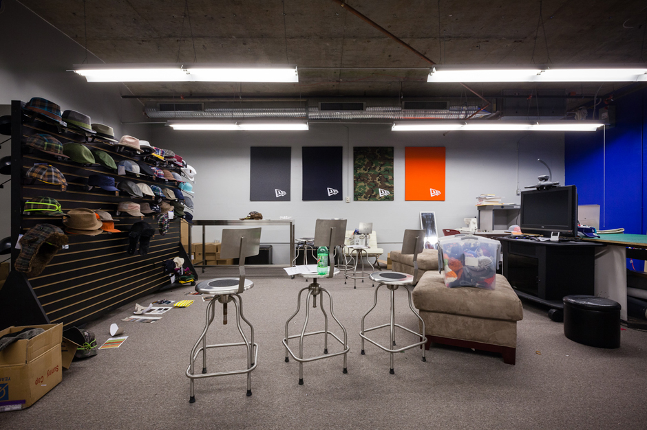 Image of Hypebeast Spaces: The New Era Headquarters