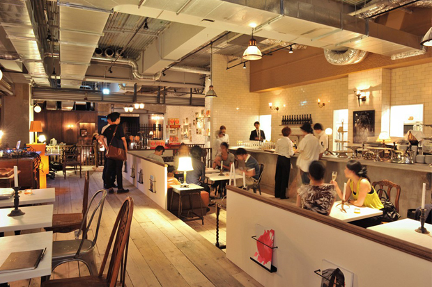 Image of Idol Cafe, Shop and Event Space  Opens in Tokyo
