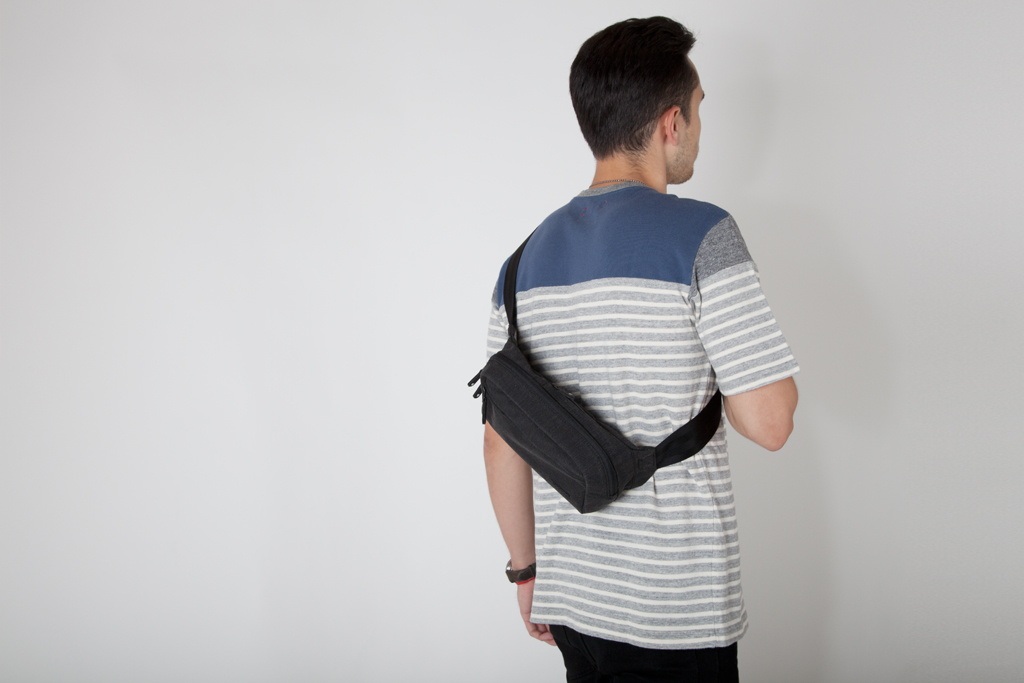 Image of Incase Pr1zm Heathered Hipsack
