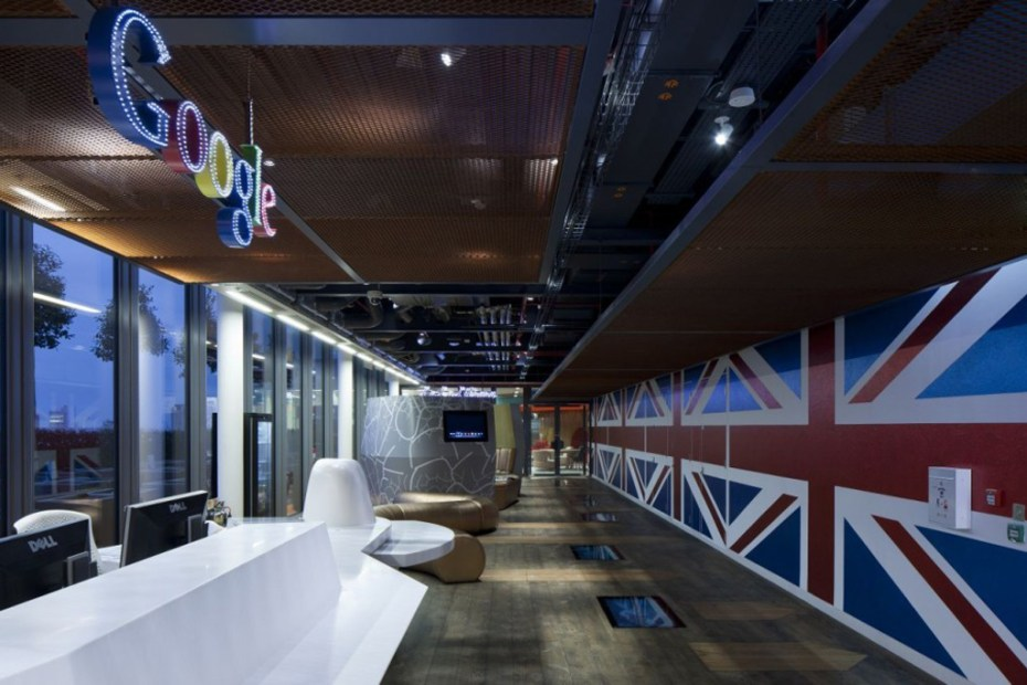 Image of Inside Google's New London Headquarters