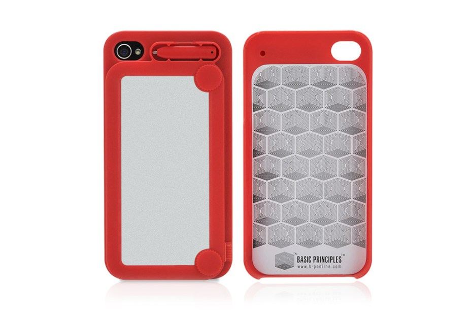 Image of  iPhone 4/4S Drawing Case by memotty