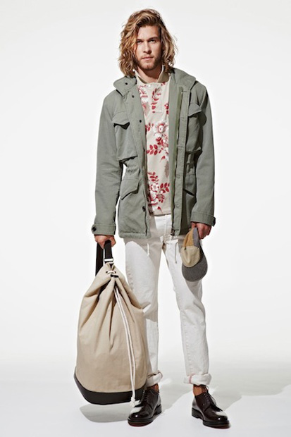 Image of J. Press York Street By Ariel and Shimon Ovadia First Look