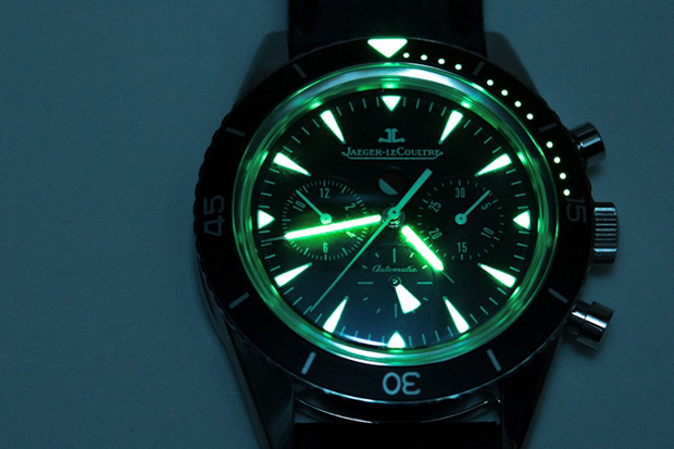 Image of Jaeger-LeCoultre Deep Sea Chronograph