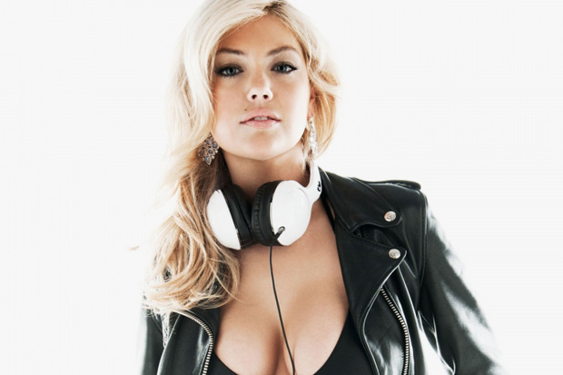 Image of Kate Upton for Skullcandy