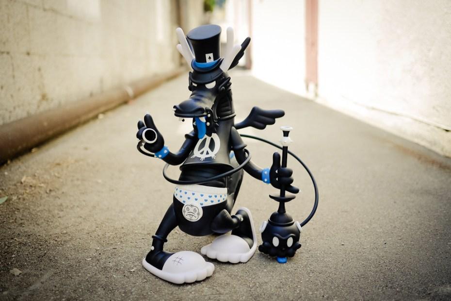 """Image of Kronk x Kidrobot """"Dweezil"""" Dragon"""