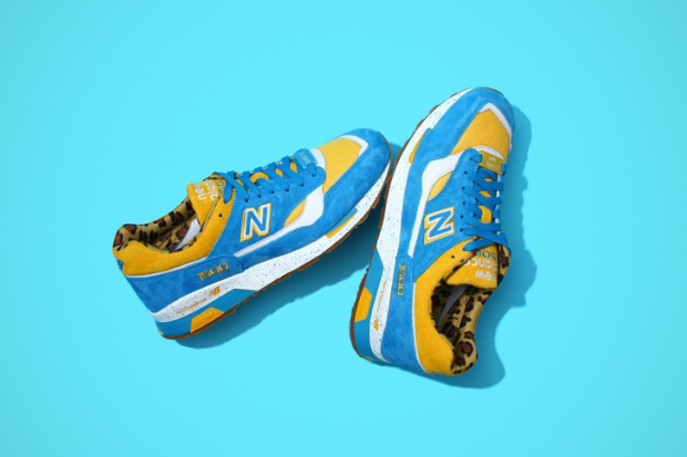 "Image of La MJC x colette x Undefeated x New Balance 1500 ""UCLA"" Preview"