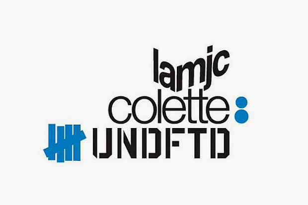 Image of La MJC x colette x Undefeated x New Balance 2012 Collection Announcement