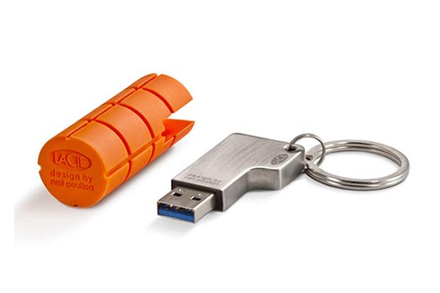 Image of LaCie USB 3.0 RuggedKey