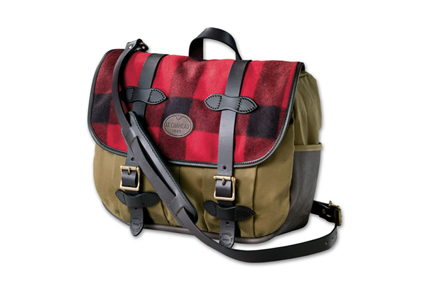 Image of Le Chameau x Filson Field Bag
