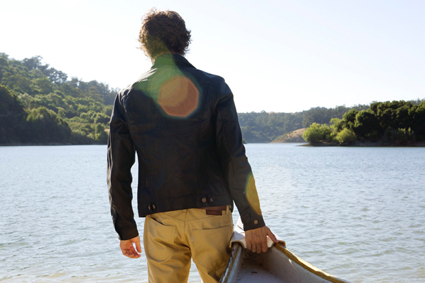 Image of Levi's x Filson Capsule Collection Lookbook