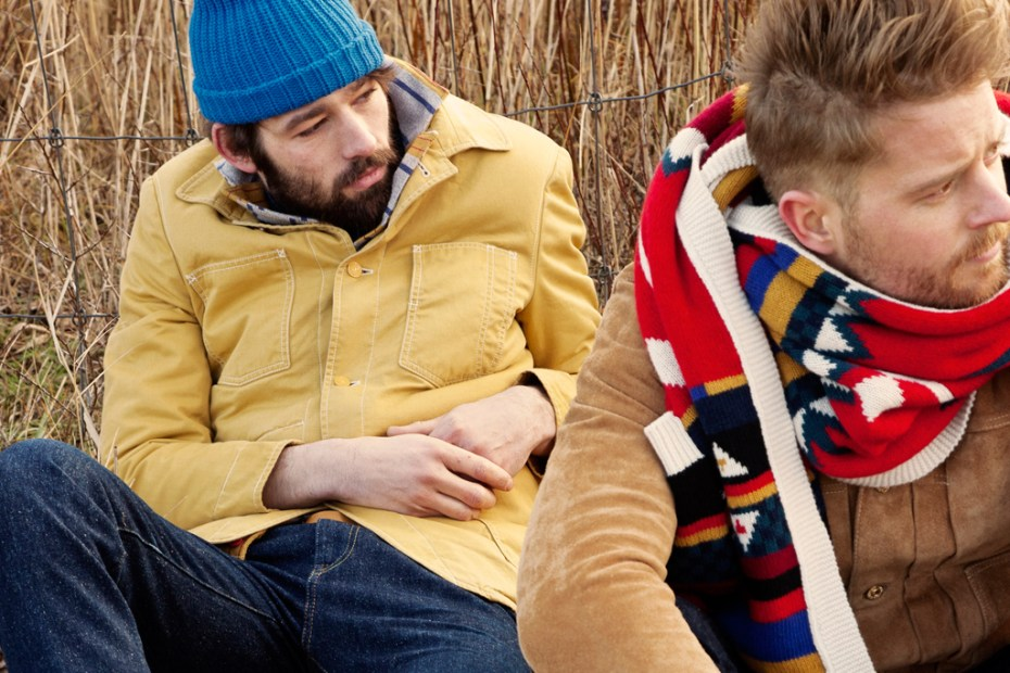 Image of Levi's Made & Crafted 2012 Fall/Winter Lookbook