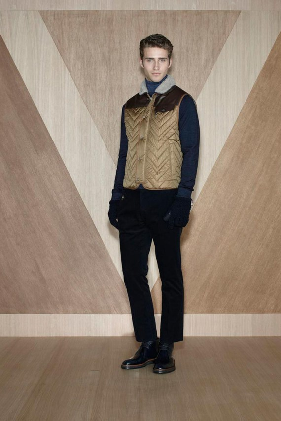 Image of Louis Vuitton 2012 Fall/Winter Lookbook