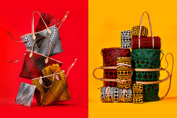 Image of Louis Vuitton Yayoi Kusama 2nd Collection