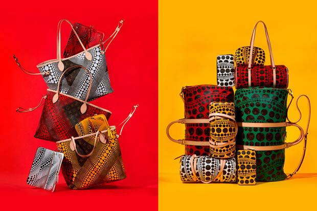Image of Louis Vuitton Yayoi Kusama 2nd Collection
