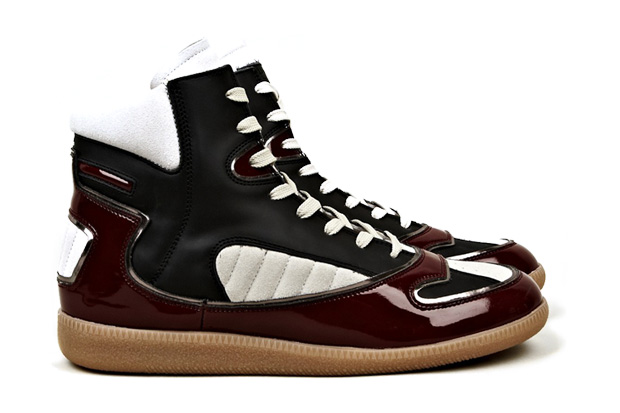 Image of Maison Martin Margiela 22 High-Top Sneaker