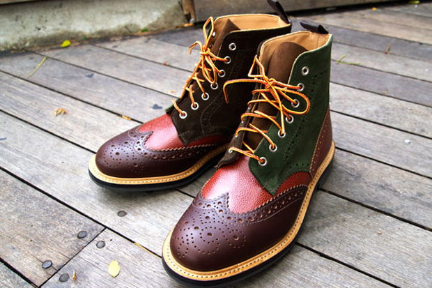 Image of Mark McNairy 2012 Fall/Winter Footwear Collection