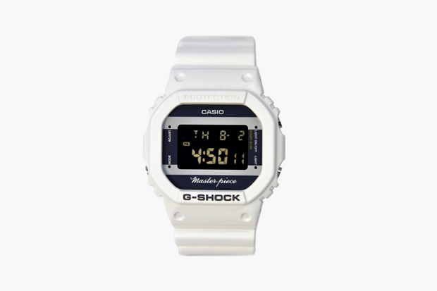 Image of master-piece x Casio DW-5600 G-Shock Watch & EXILIM Digital Camera