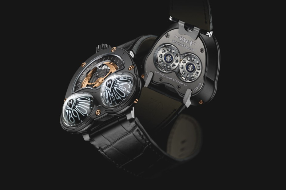 Image of MB&amp;F HM3 Poison Dart Frog Watch