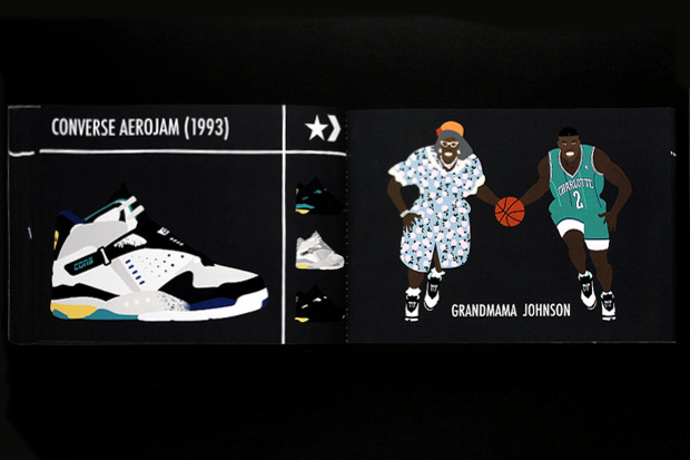 Image of Mis Zapas: The Book - An Illustrated History of Basketball Sneakers