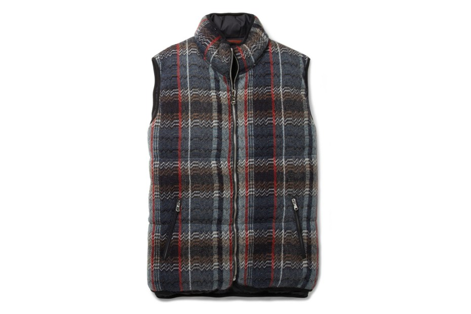 Image of Missoni Reversible Padded Gilet