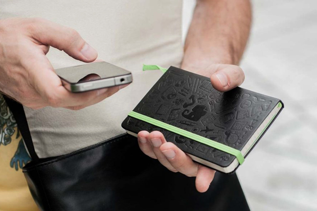 Image of Moleskine x Evernote Smart Notebook