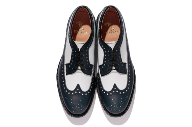 Image of Mr. Bathing Ape x Regal 2012 Fall/Winter BAPE STA Wingtip