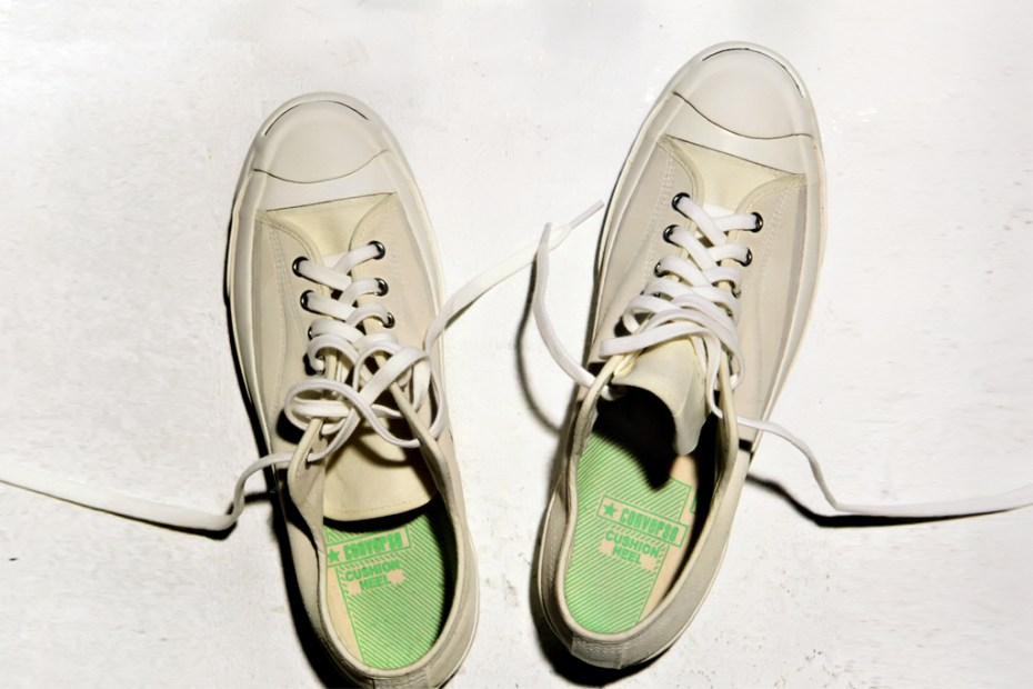 Image of N.HOOLYWOOD x Converse Addict Jack Purcell Preview