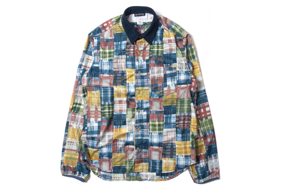 Image of nanamica Wind Shirt 30D PERTEX®