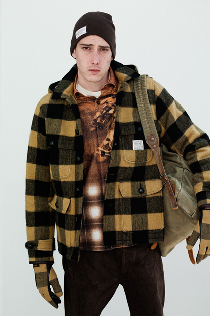Image of NEIGHBORHOOD 2012.2nd Fall/Winter Lookbook