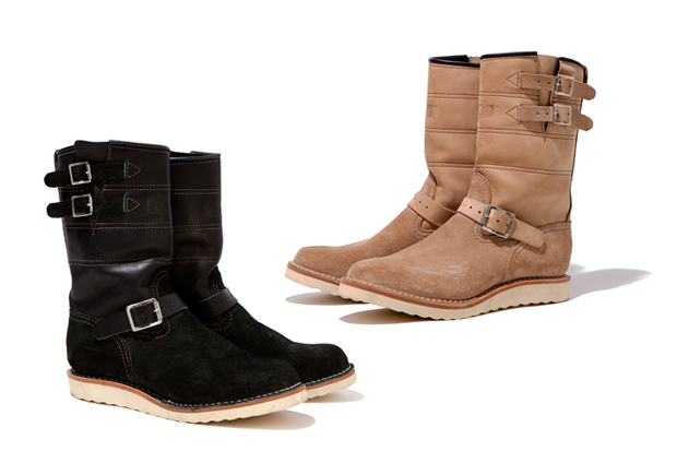 Image of NEIGHBORHOOD x Wesco BOSS Boots