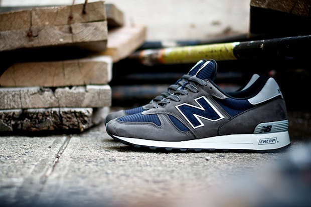 "Image of New Balance 2012 Fall 1300NG ""Navy and Grey"""