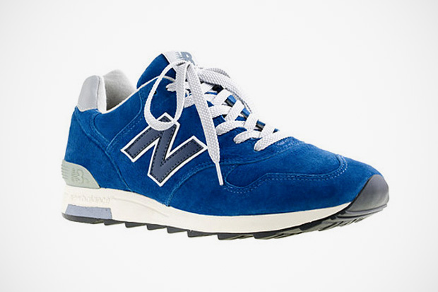 Image of J.Crew x New Balance 2012 Fall 1400 Colorways